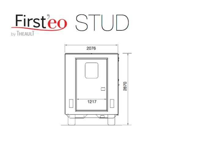 firsteo3 stud dimensions