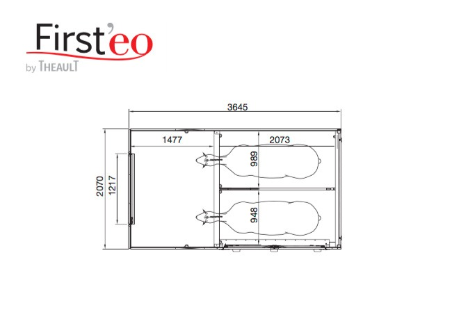 firsteo3 dimensions